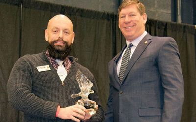 PestVets honors Georgia Members of the Year, presents donation