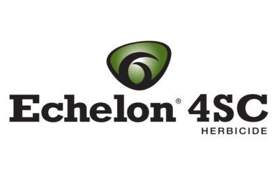 2021 ECHELON® HERBICIDE
