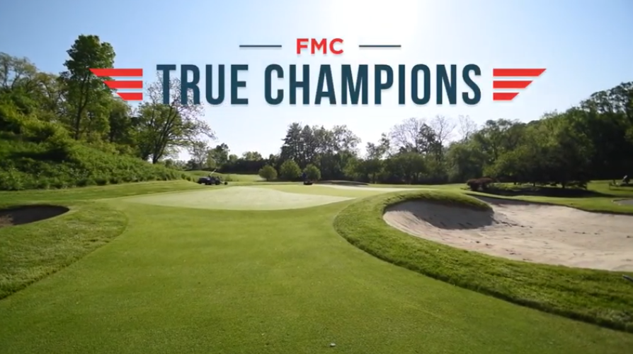 FMC'S PLEDGE TO THE GOLF INDUSTRY