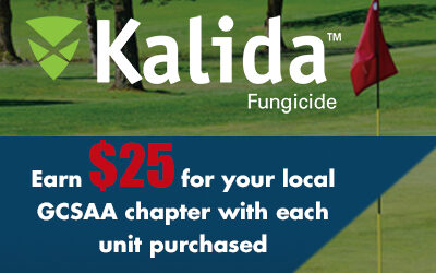 Earn $25 for your local GCSAA chapter